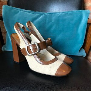 Retro-esque Marc by Marc Jacobs heels